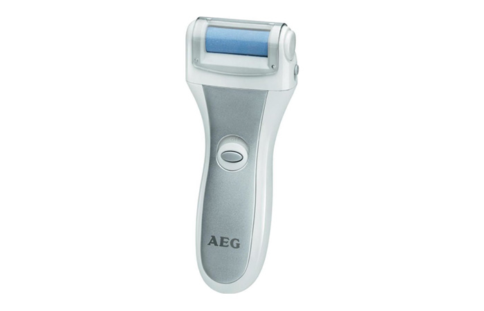 AEG paristokäyttöinen jalkaraspi vain 19,90€ (ovh 49,90€)