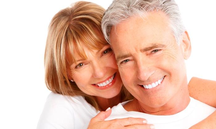 Virheetön hymy hammasimplantin eli keinojuuren avulla vain 1399€ (arvo 3325€)
