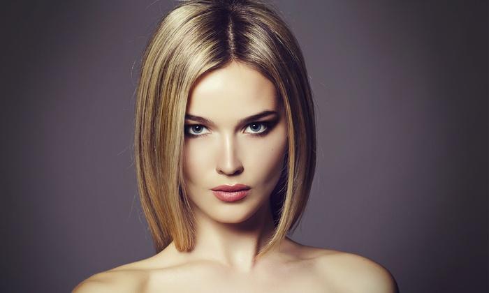 Hiustenleikkaus, tehohoito ja päähieronta 29€ tai hiustenpesu ja kampaus 20€ (säästä jopa 66%)