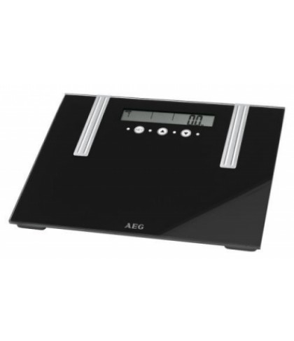 AEG Kehoanalyysivaaka 6 in 1, väri yönmusta vain 24,90€ (ovh 69,90€)