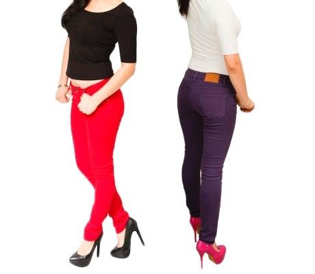 Maida Val naisten farkut, valittavana viisi eri väriä 21,90€ (ovh 39,90€) sis.toimituskulut