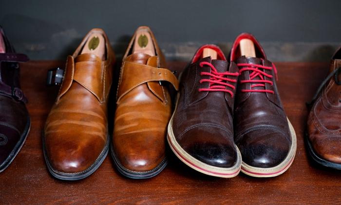 1-3 kenkä- tai saapasparin huolto alk. vain 5€ (arvo jopa 71,70€)