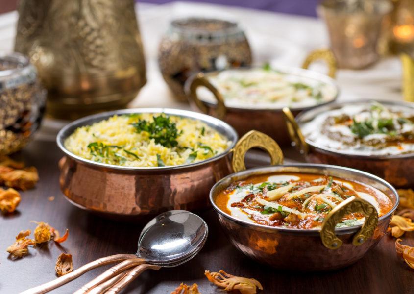 Keittiön erikoismenu 2, 4, tai 6 henkilölle Namaskaar Express Kampissa alk. vain 30€