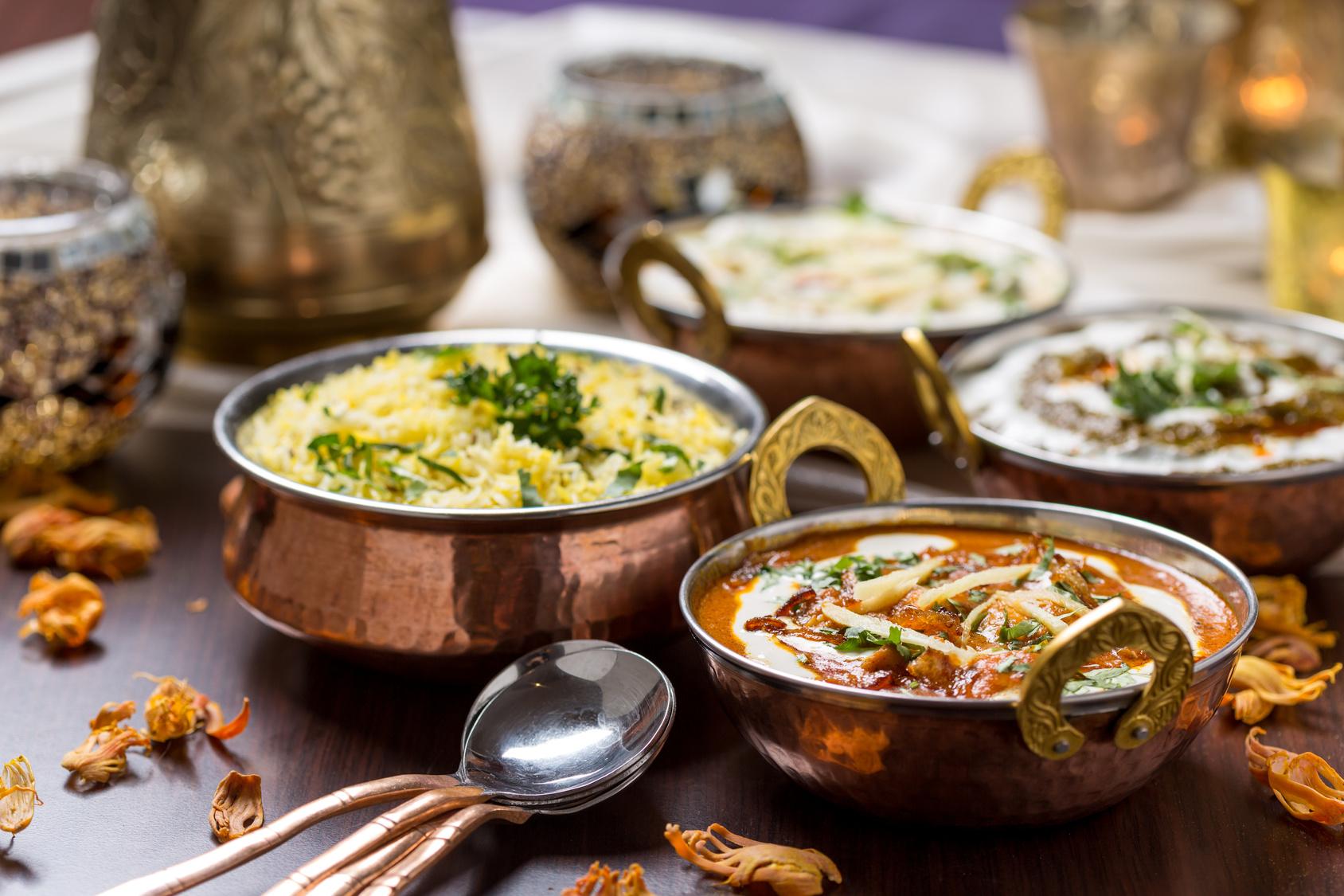 Keittiön erikoismenu 2-6 henkilölle Namaskaar Express Kampissa alk. vain 30€ (säästä jopa 54%)