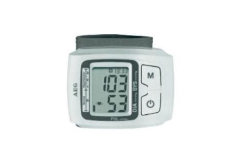 AEG-verenpainemittari, rannemalli vain 19,90€ (ovh 59,90€)
