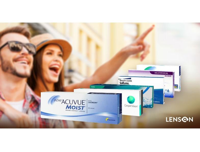 40€ tai 60€ lahjakortti piilolinsseihin ja tarvikkeisiin LensOn.comiin alk. vain 19€