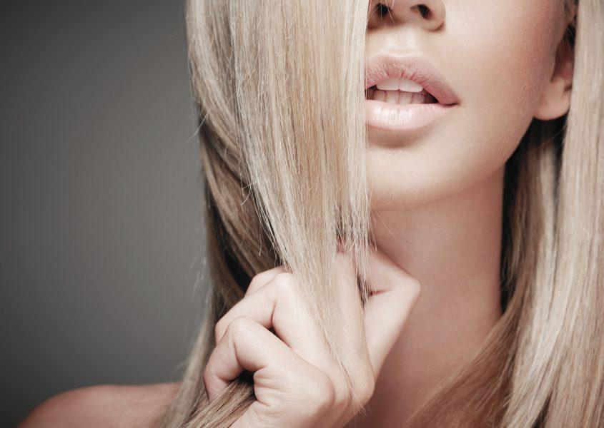 Hiuksia elvyttävä botox-hoito Kruununhaassa vain 35€ (arvo 150€)