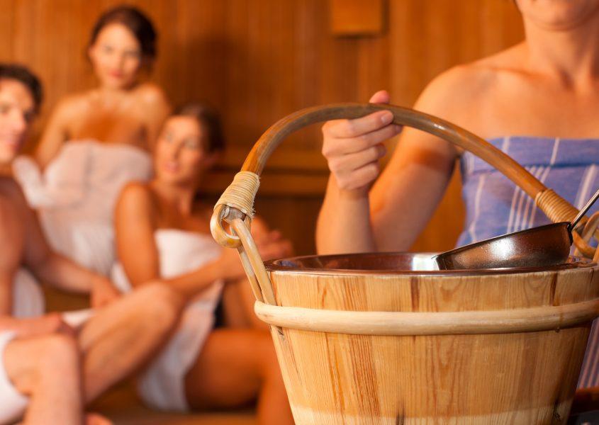 Sauna ja poreamme rokkiklubilla neljäksi tunniksi 10-15 hengelle vain 59€ (arvo 395€)