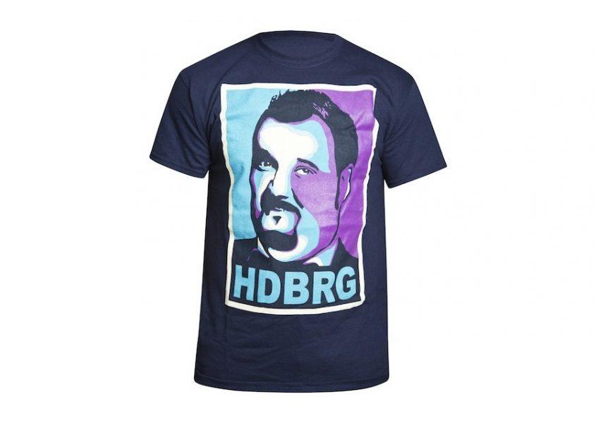 HDBRG Hope T-Paita 10€ (ovh 20€)
