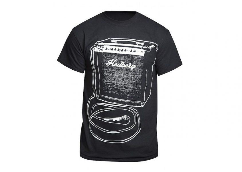 Hedberg Loudspeaker T-Paita 10€ (ovh 20€)