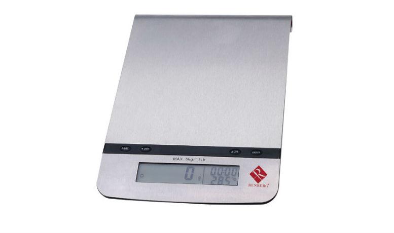 Keittiövaaka 5 kg 16€ (ovh 34,90€)