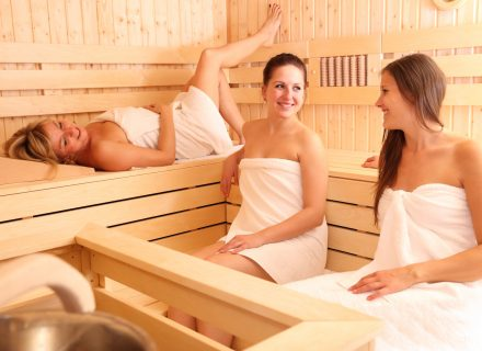 Saunatilat kolmeksi tunniksi 1-10 henkilölle vain 30€ (säästä 89%)