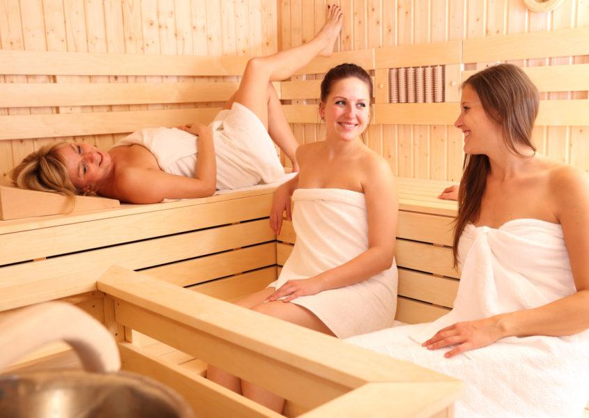 Saunatilat kolmeksi tunniksi 1-10 henkilölle vain 30€ (arvo 270€)