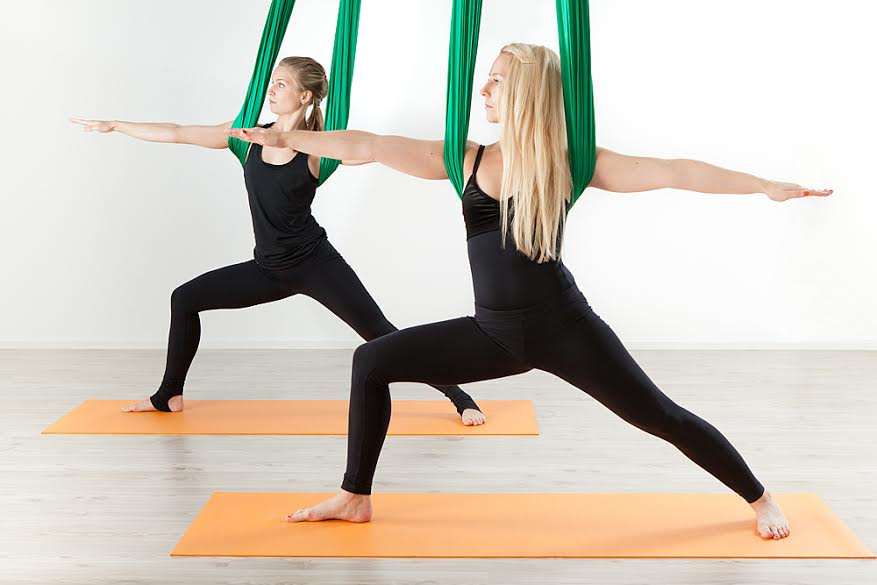 Ilma-akrobatiaa Vertical Clubilla – 3 kerran kortti vapaavalintaisille tunneille 17€ (arvo 54€)