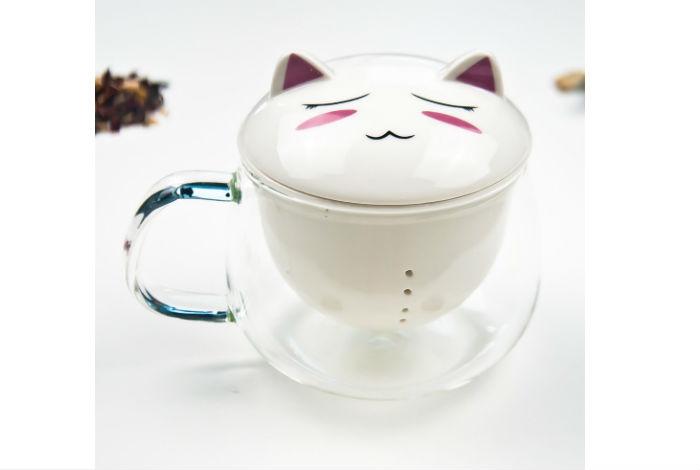 Kitty-teekupit 2, 3 tai 4 kpl alk. 20€ sis. toimituskulu