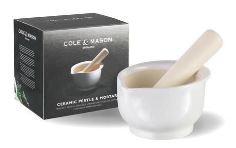 Cole & Mason keraaminen mortteli, 14 cm halkaisija 14,90€ (ovh 34,90€)