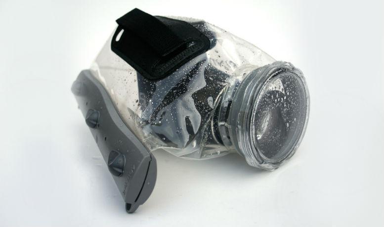 Aquapac – vesitiivis videokamerapussi 49€ (ovh 124€)