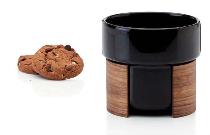 Lattekuppi musta 40 cl 12,90€ (ovh 29€)
