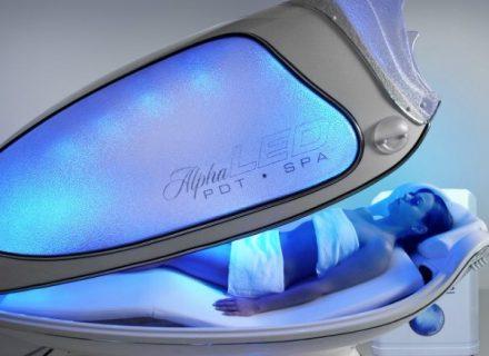Alpha LED -happikapselihoito 1 tai 3 kertaa alk. 24€ (säästä jopa 52%)
