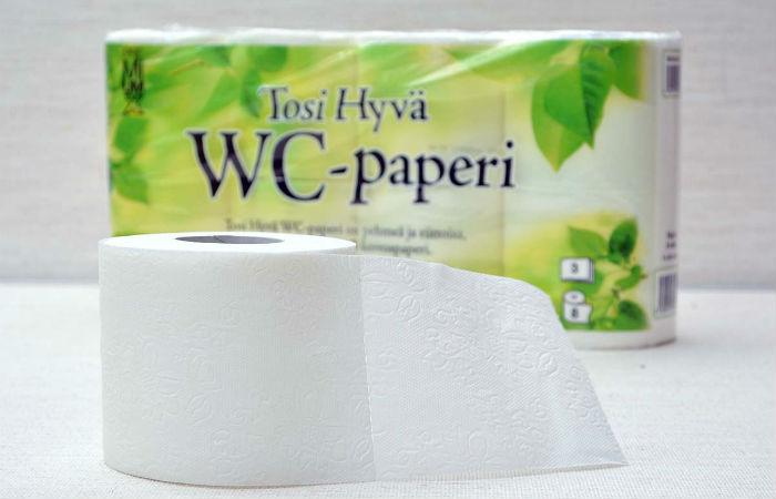 Uutuustuote! WC-paperia 80, 200, tai 400 rullaa alk. 22,90€