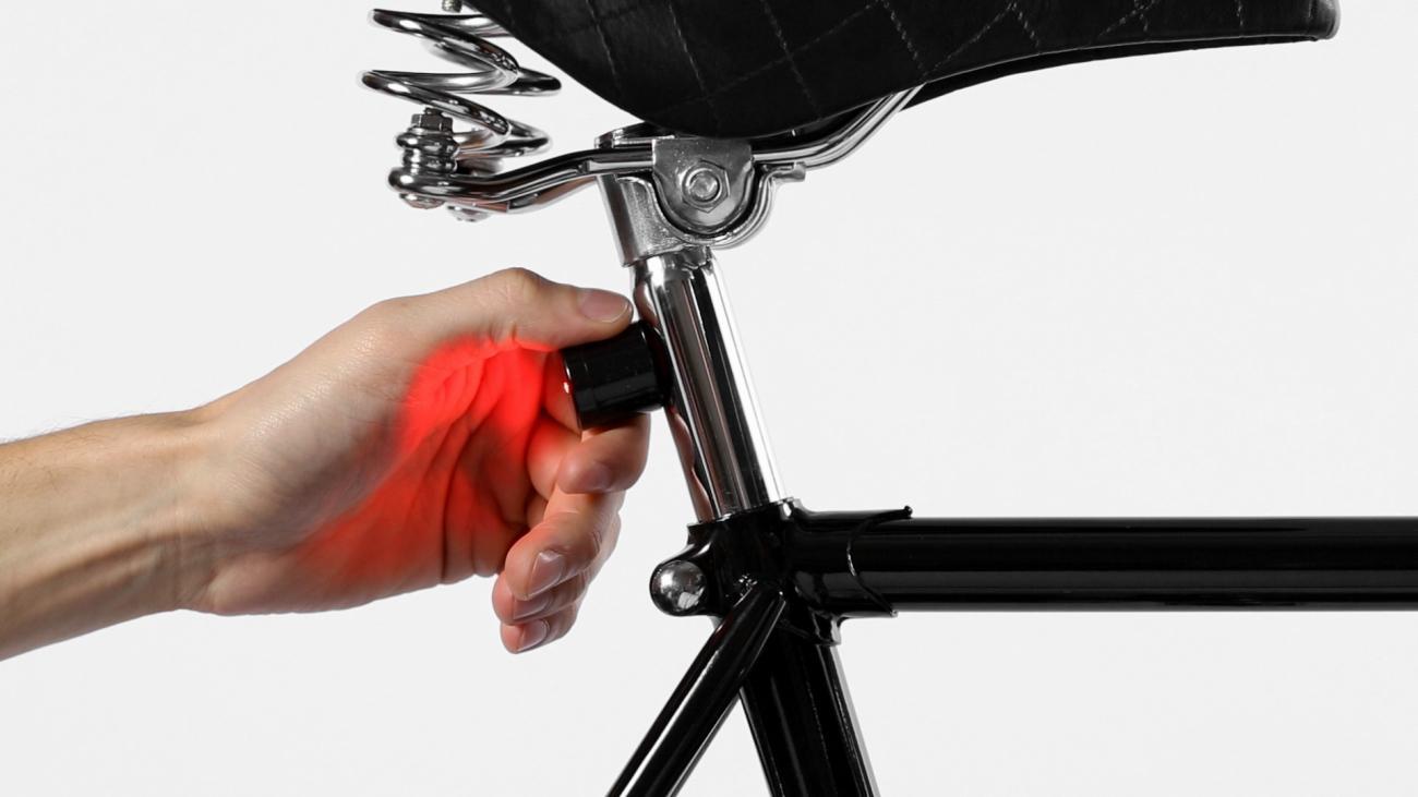 Alumiininen Lucetta-polkupyörävalaisin 16,90€ (ovh 39,95€)