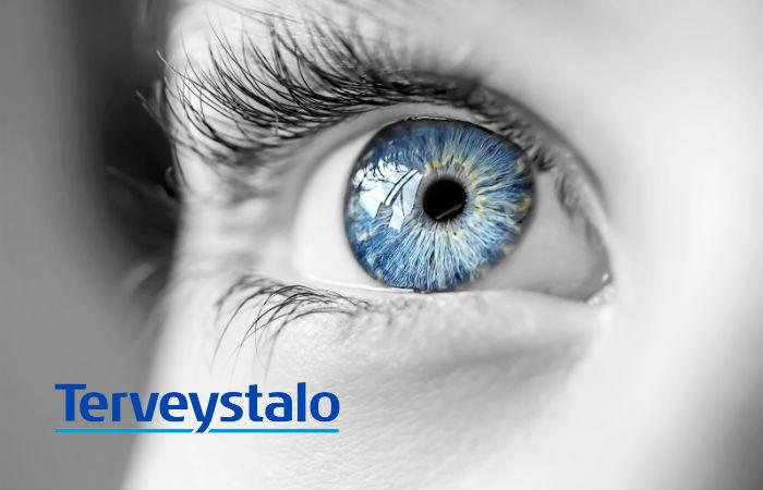 Silmien laserleikkaus Kampin Terveystalossa 2016€ (arvo 2980€)