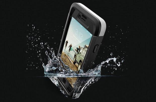 Thule Atmos X5 – vedenpitävä suojakotelo iPhone 6/6s 44,90€ (ovh 79,95€)