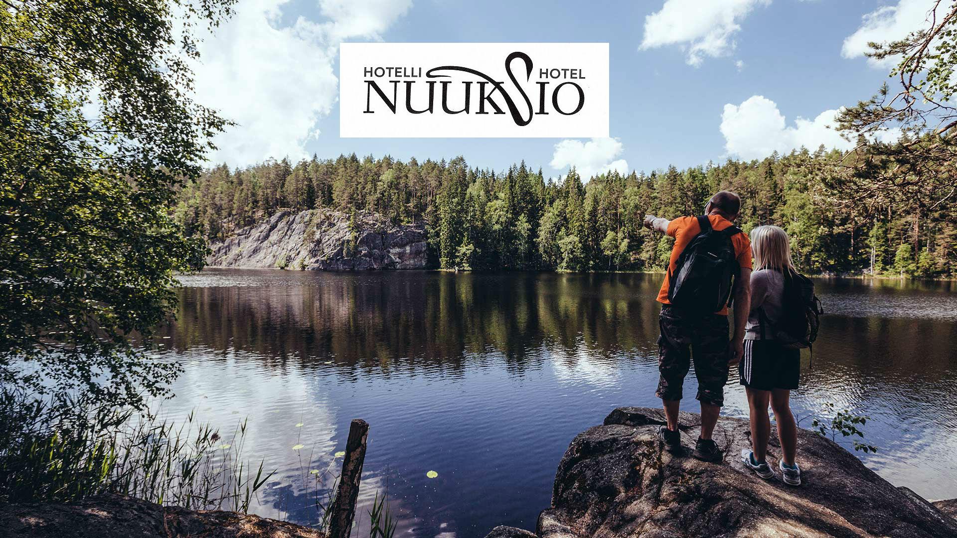 Hotelli Nuuksio – 1-5 yötä kahdelle sis. aamiaiset, kuntosalin sekä saunan alk. vain 60€ (säästä jopa 55%)