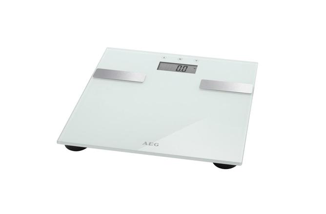 AEG valkoinen 7-in-1 kehoanalyysivaaka vain 24,90€ (ovh 39,90€)