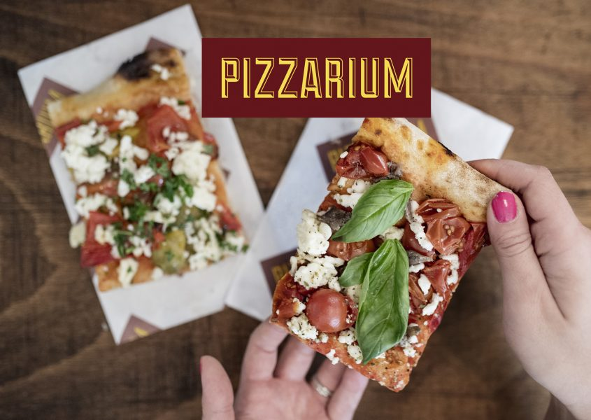 Osallistu arvontaan ja voita 4 Pizzariumin pizzapalaa! (arvo 19,60€)