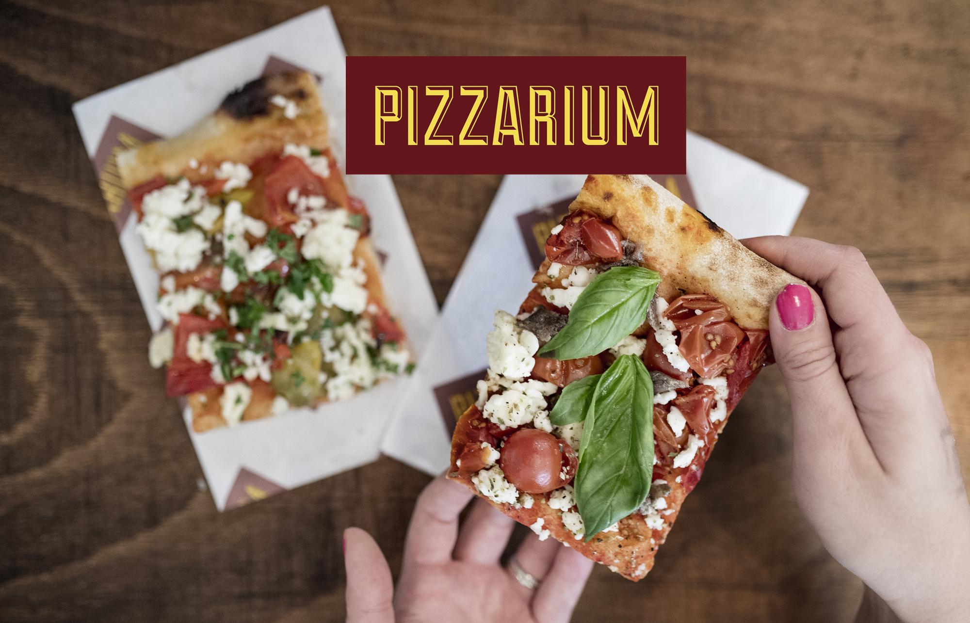 Ihastu aitoon italialaiseen levypizzaan – Pizzariumin pizzapalat -50%
