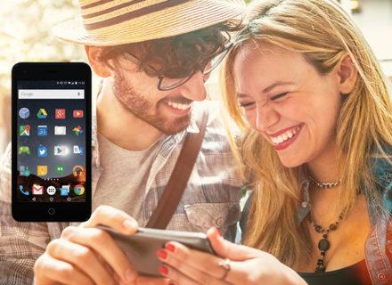 HUIPPU UUTUUS! Maxcom Smart MS514 älypuhelin 109€ (ovh 149€)