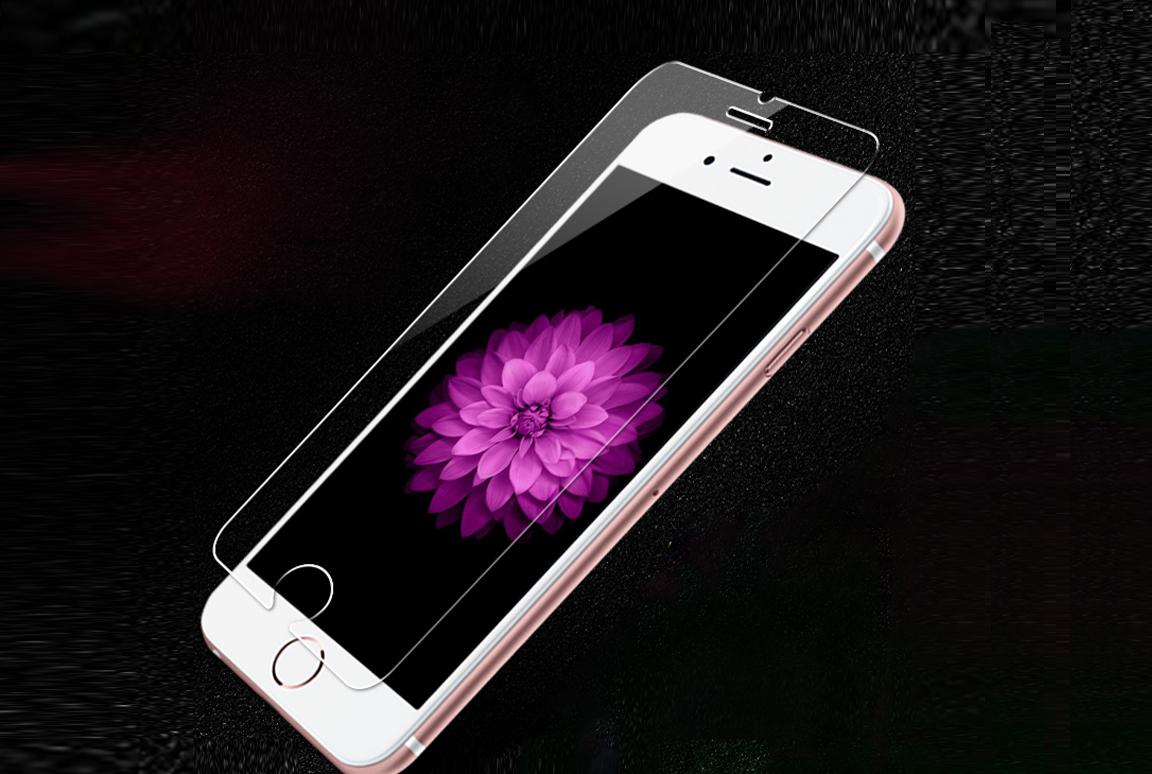 Lasikalvo iPhone 6 puhelimeen vain 7,90€ (ovh 14,90€)