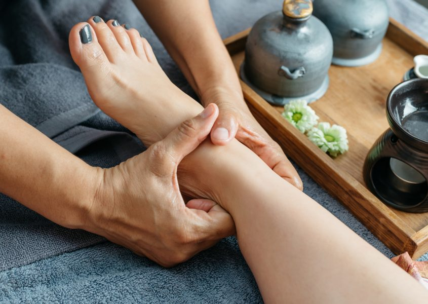 Perinteinen Thai-jalkahieronta eli vyöhyketerapia vain 27€ (arvo 55€)