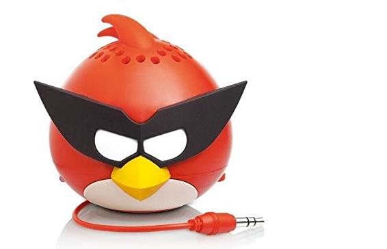 Angry Birds -matkakaiutin 14,90€ (ovh 29,90€)