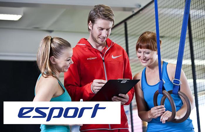 Esport – Personal Trainer -tapaaminen ja uutuus Neofit 3D -kehon mallinnus 29€ (arvo 129€)