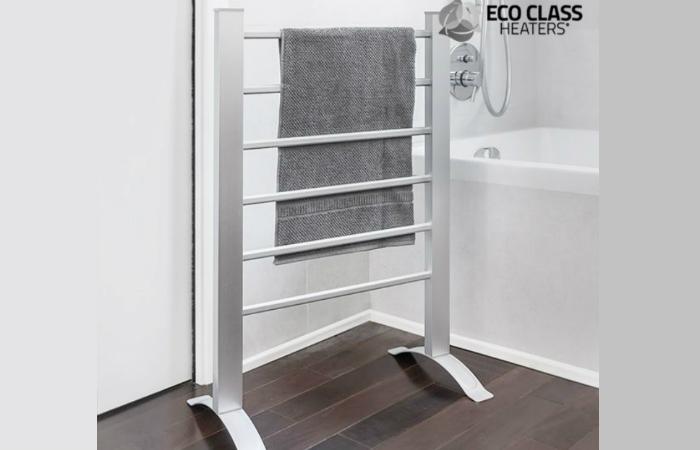 Lämpenevä pyyheteline 82,90€ (ovh 129€)