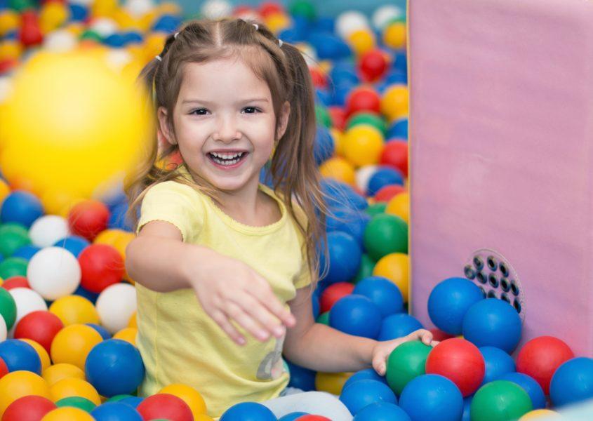 Lastenliput 1-4:lle sisäleikkipuisto PlayPoint Parkiin alk. vain 7€