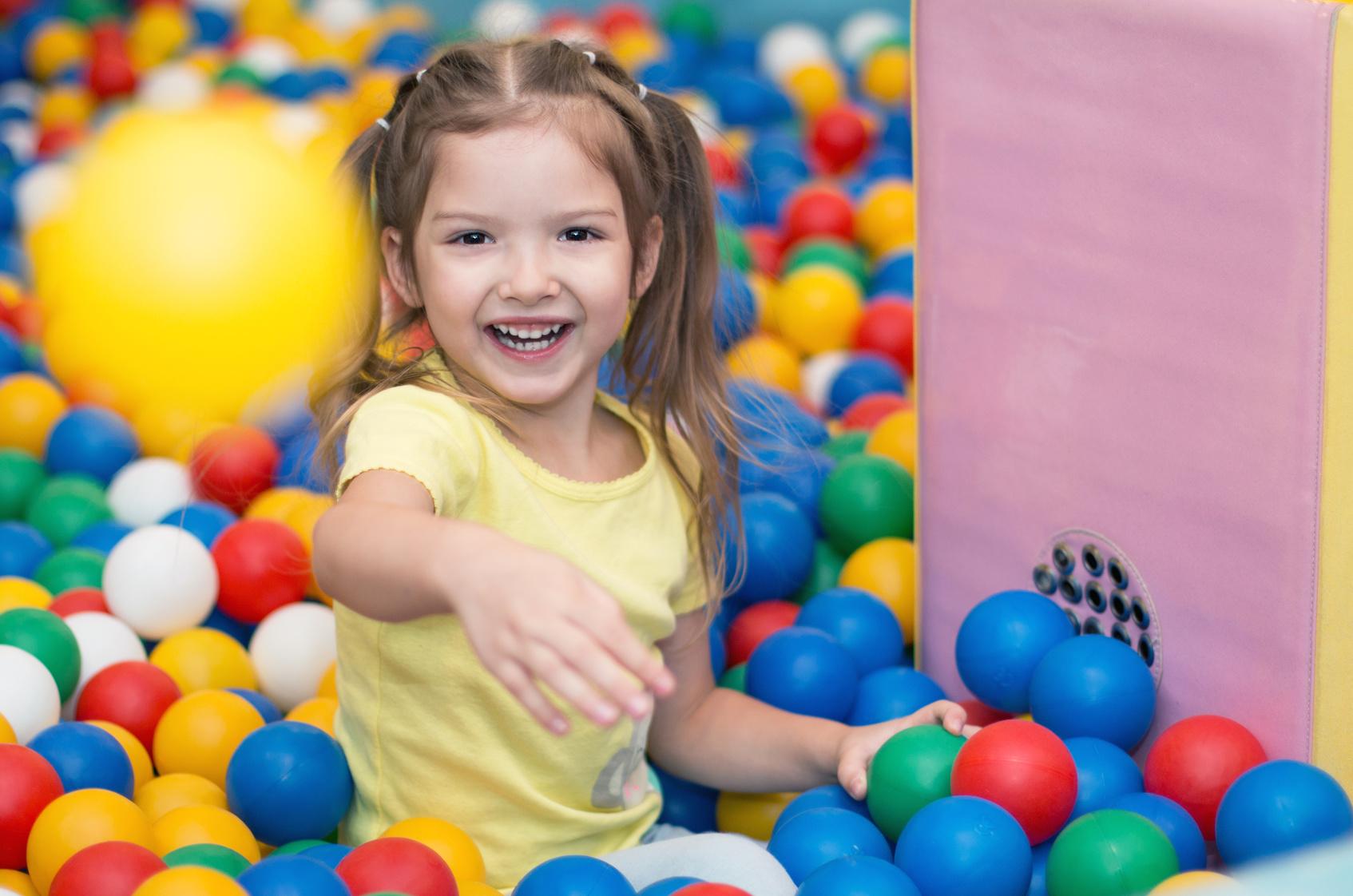 Liput 1-4 lapselle sisäleikkipuisto PlayPoint Parkiin alk. vain 7€