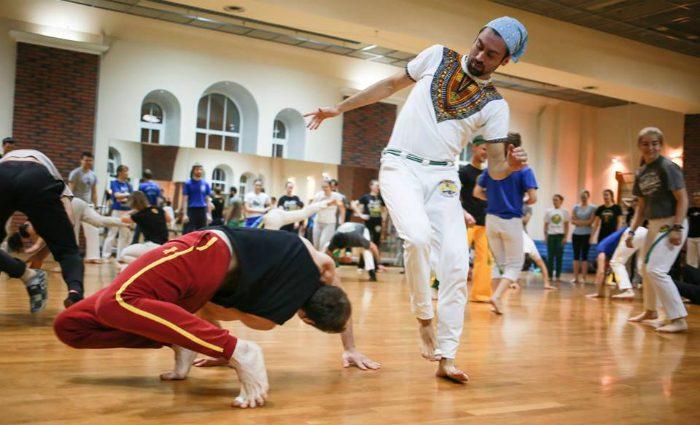 Capoeira-alkeiskurssi lapsille 18€ (arvo 40€)