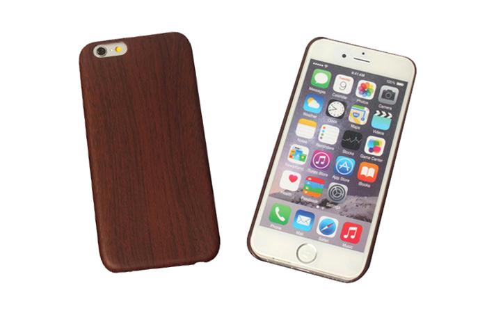 Puukuvioitu iPhone 6/6s/7 -kuori, 3 värivaihtoehtoa 6,90€ (ovh 14,90€)
