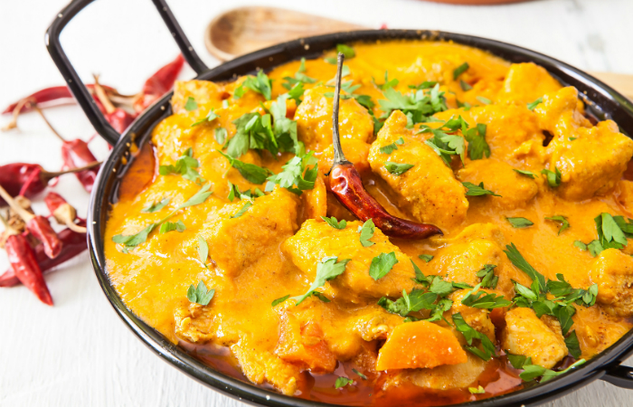 Kolmen ruokalajin intialainen menu kahdelle vain 25€ (säästä 55%)