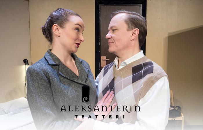 Aleksanterin teatteri – liput Avioliitto on ikuista -farssiin alk. vain 17€ (säästä 51%)