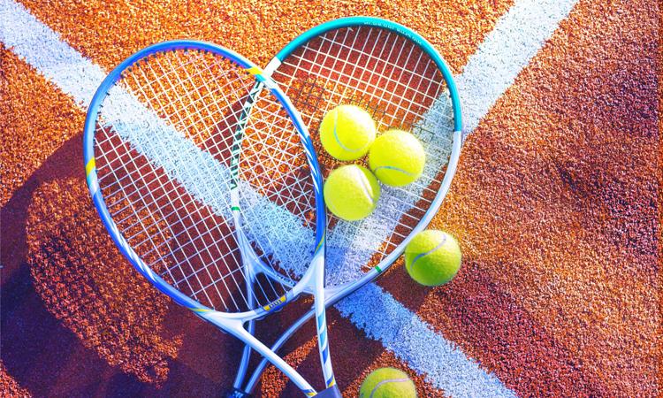 2 kertaa tennistä tai sulkapalloa vain 5€ (arvo 28€)