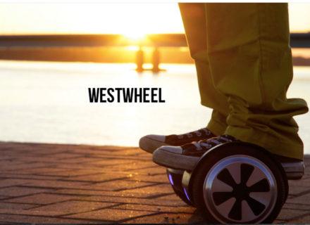 WESTWHEEL W9 -tasapainoskootteri vain 259€ (ovh 395€)