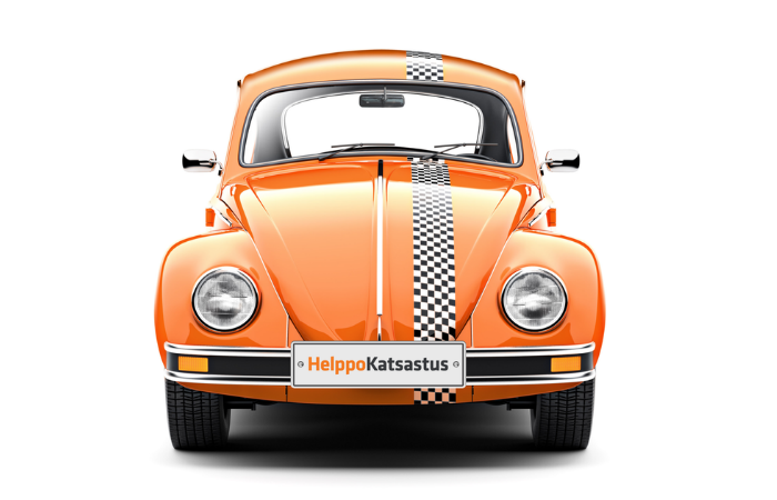 Henkilöauton määräaikaiskatsastus 18€ (säästä 54%)
