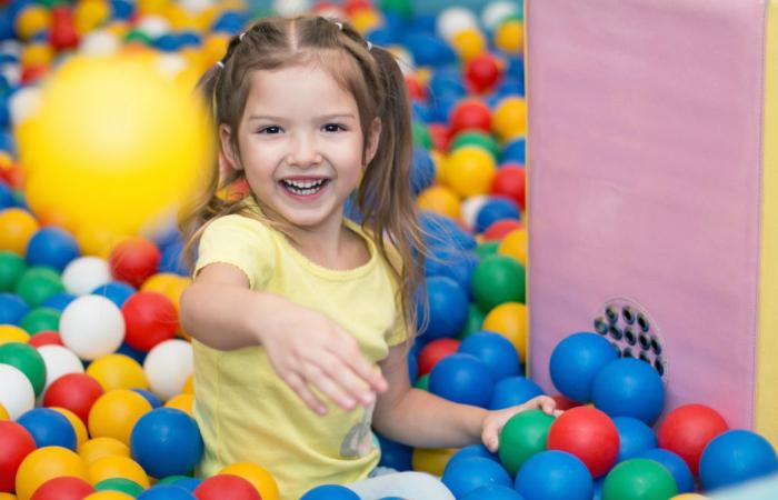 Liput 1-4 lapselle sisäleikkipuisto PlayPoint Parkiin alk. 7€ (säästä 50%)