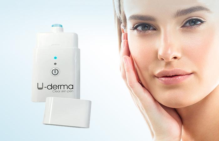 U-derma ihon epäpuhtauksien poistoon 39,90€ (ovh 99,95€)
