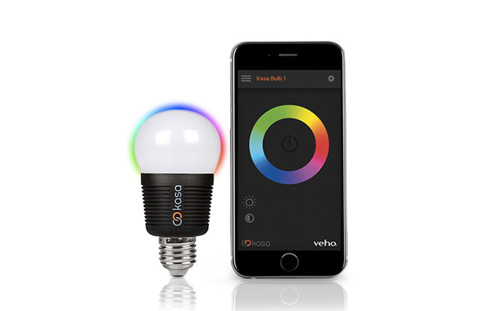 Uutuustuote! Veho Kasa Bluetooth Smart LED-älylamppu 29,90€ (ovh 49,90€)