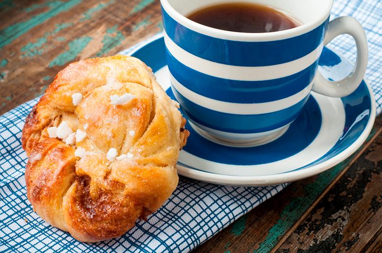 Offerilla 1 v. – synttäritarjous voimassa vain tänään! Kahvi ja korvapuusti vain 1€ Hansan Cafe Brahessa (säästä 83%)